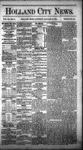 Holland City News, Volume 11, Number 51: January 27, 1883