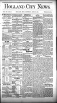 Holland City News, Volume 12, Number 12: April 28, 1883