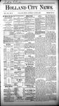 Holland City News, Volume 12, Number 19: June 16, 1883