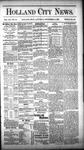 Holland City News, Volume 12, Number 32: September 15, 1883 by Holland City News