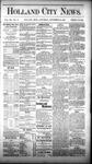 Holland City News, Volume 12, Number 33: September 22, 1883 by Holland City News