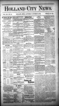 Holland City News, Volume 12, Number 36: October 13, 1883 by Holland City News