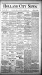 Holland City News, Volume 12, Number 37: October 20, 1883 by Holland City News