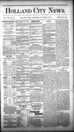 Holland City News, Volume 12, Number 38: October 27, 1883 by Holland City News