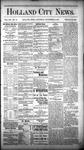 Holland City News, Volume 12, Number 40: November 10, 1883 by Holland City News