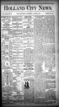 Holland City News, Volume 13, Number 26: August 2, 1884 by Holland City News