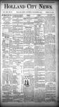 Holland City News, Volume 13, Number 40: November 8, 1884 by Holland City News