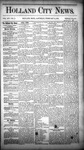 Holland City News, Volume 14, Number 2: February 14, 1885