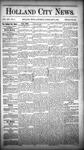 Holland City News, Volume 14, Number 3: February 21, 1885