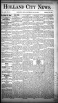 Holland City News, Volume 14, Number 16: May 23, 1885