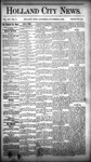 Holland City News, Volume 14, Number 31: September 5, 1885 by Holland City News