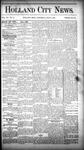 Holland City News, Volume 15, Number 18: June 5, 1886