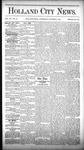 Holland City News, Volume 15, Number 35: October 2, 1886 by Holland City News