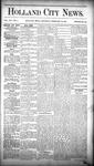 Holland City News, Volume 16, Number 2: February 12, 1887