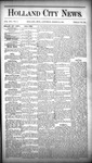 Holland City News, Volume 16, Number 6: March 12, 1887