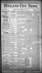 Holland City News, Volume 16, Number 19: June 11, 1887