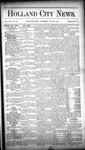 Holland City News, Volume 16, Number 26: July 30, 1887