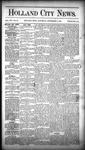 Holland City News, Volume 16, Number 33: September 17, 1887 by Holland City News