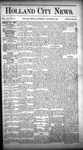 Holland City News, Volume 16, Number 39: October 29, 1887