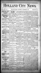 Holland City News, Volume 16, Number 41: November 12, 1887 by Holland City News