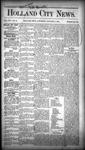 Holland City News, Volume 16, Number 50: January 14, 1888