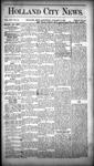 Holland City News, Volume 16, Number 51: January 21, 1888