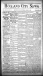 Holland City News, Volume 17, Number 13: April 28, 1888