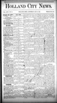 Holland City News, Volume 17, Number 16: May 19, 1888 by Holland City News