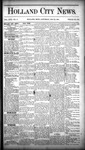 Holland City News, Volume 17, Number 17: May 26, 1888
