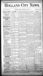 Holland City News, Volume 17, Number 18: June 2, 1888