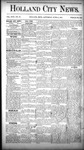 Holland City News, Volume 17, Number 20: June 16, 1888