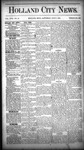 Holland City News, Volume 17, Number 23: July 7, 1888 by Holland City News
