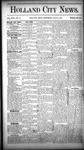 Holland City News, Volume 17, Number 24: July 14, 1888 by Holland City News