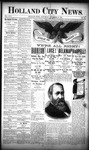 Holland City News, Volume 17, Number 41: November 10, 1888