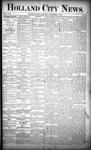Holland City News, Volume 17, Number 44: December 1, 1888 by Holland City News