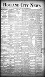 Holland City News, Volume 17, Number 48: December 29, 1888 by Holland City News