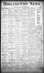 Holland City News, Volume 18, Number 6: March 9, 1889