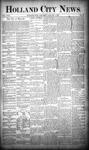 Holland City News, Volume 18, Number 49: January 4, 1890