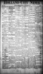 Holland City News, Volume 19, Number 47: December 20, 1890 by Holland City News