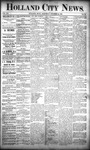 Holland City News, Volume 20, Number 39: October 24, 1891 by Holland City News