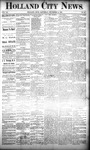 Holland City News, Volume 20, Number 46: December 12, 1891 by Holland City News