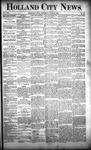Holland City News, Volume 21, Number 21: June 18, 1892