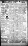 Holland City News, Volume 22, Number 14: April 29, 1893 by Holland City News