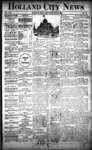 Holland City News, Volume 22, Number 18: May 27, 1893