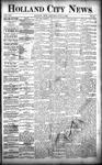 Holland City News, Volume 22, Number 24: July 8, 1893