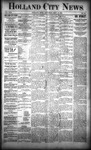 Holland City News, Volume 22, Number 34: September 16, 1893 by Holland City News