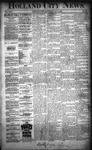 Holland City News, Volume 22, Number 51: January 13, 1894