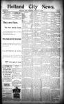 Holland City News, Volume 23, Number 4: February 17, 1894