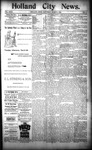 Holland City News, Volume 23, Number 6: March 3, 1894