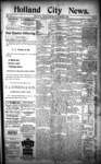 Holland City News, Volume 23, Number 9: March 24, 1894